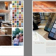 HOME REMODELING BROCHURE DESIGN SERVICES BY GRAPHIC HERO