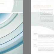 TRADE SHOW BROCHURE DESIGN SERVICES BY GRAPHIC HERO