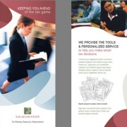 PROFESSIONAL TRI-FOLD BROCHURE DESIGN SERVICE BY GRAPHICHERO