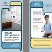 HOME IMPROVEMENT BROCHURE DESIGN SERVICE BY GRAPHIC HERO