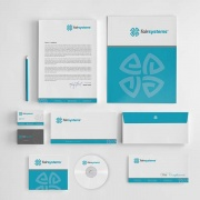 Corporate Identity Design Service By GraphicHero