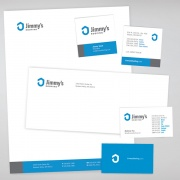 Corporate Identity Design Services By GraphicHero