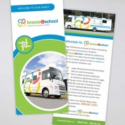RACK CARD DESIGN SERVICE BY GRAPHIC HERO