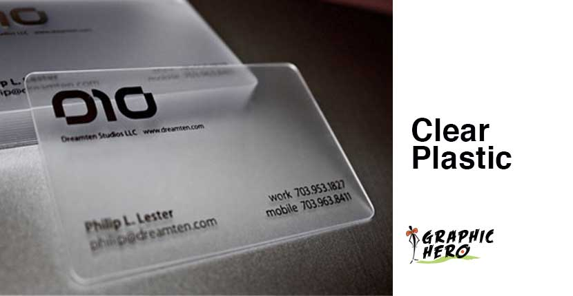 Lenticular 3D Business Cards 2 Flips and 3 Flips