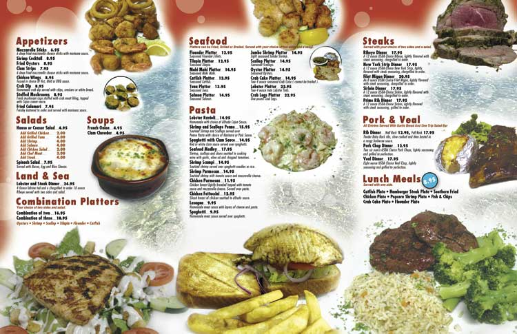 restaurant menu printing services that will get the best results